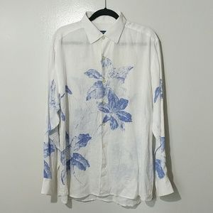 Tommy Bahama Linen Button Down